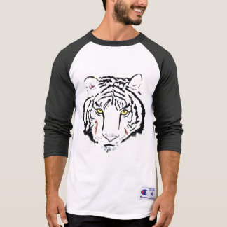 Tiger face #wild #tiger #beautiful #strong T-Shirt