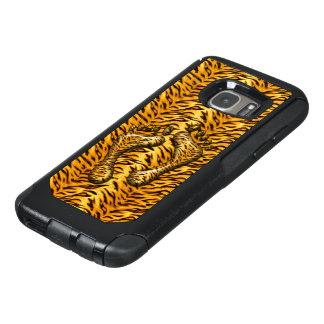Tiger Feet OtterBox Samsung Galaxy S7 Case