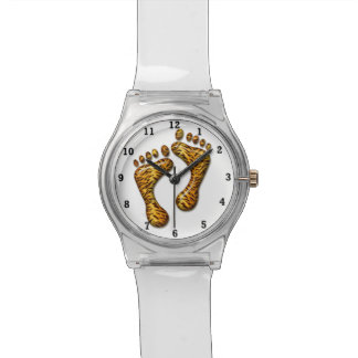 Tiger Feet Watch