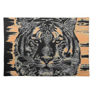 Tiger Fine Art 2 - Placemats