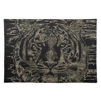 Tiger Fine Art 3 - Placemats
