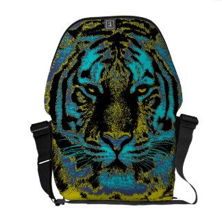 Tiger Fine Art - Messenger Bag