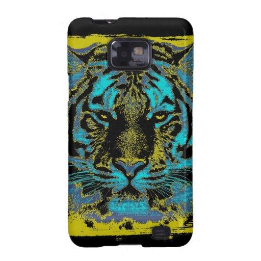 Tiger Fine Art - Samsung Galaxy cases Samsung Galaxy S2 Cases
