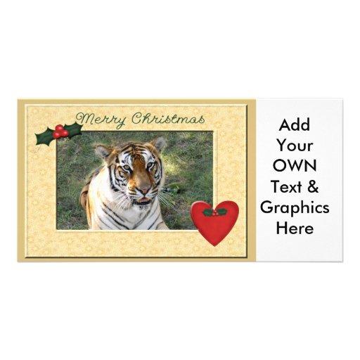 Tiger Flavio-c-149 copy Photo Card