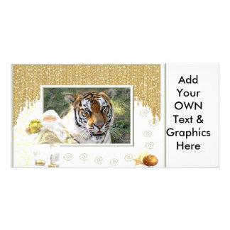 Tiger Flavio-c-159 copy Custom Photo Card