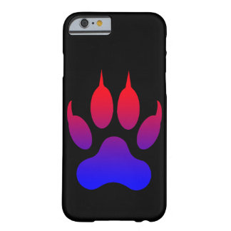 Tiger Foot Print iPhone 6/6s,Phone Case