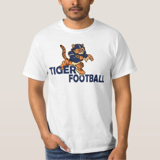 Tiger Football T-Shirt