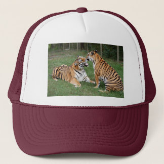 Tiger Friends-007 Trucker Hat