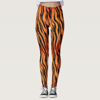 Tiger Fur Photo print leggings