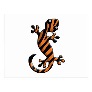 Tiger Gecko Postcard