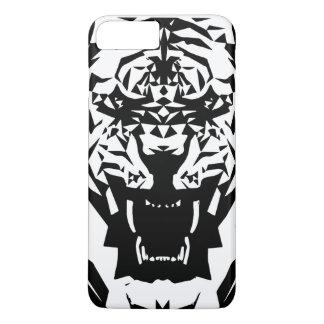 Tiger Geometric iPhone 7 Plus Case