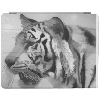 Tiger - Ghostly 2 iPad Smart Cover
