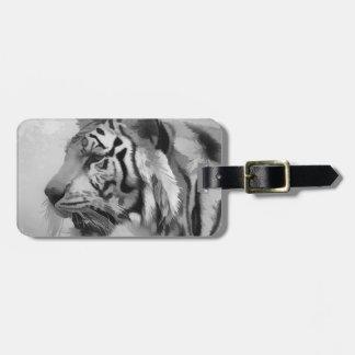 Tiger - Ghostly 2 Luggage Tag