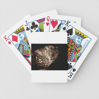 Tiger Gifts Bicycle Playing Cards