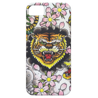 Tiger Head Case For The iPhone 5