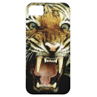 Tiger Head iPhone 5 Cases