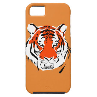 Tiger Head - iPhone 5 Cover