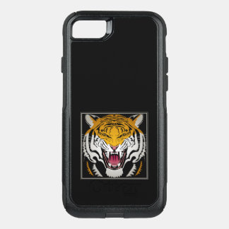 Tiger Head OtterBox Commuter iPhone 8/7 Case