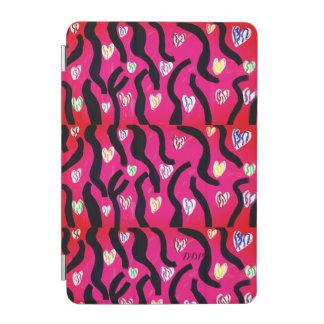 Tiger heart iPad mini cover