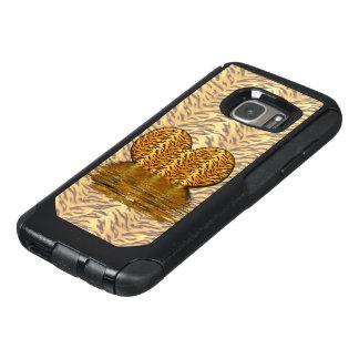 Tiger Heart OtterBox Samsung Galaxy S7 Case