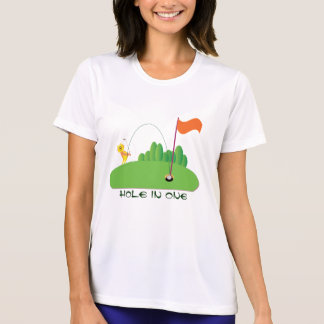 Tiger :: Hole in One T-Shirt