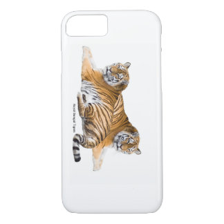 Tiger image for iPhone-7-Barely-There iPhone 8/7 Case