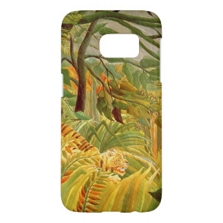 Tiger in a Tropical Storm  1891 Samsung Galaxy S7 Case