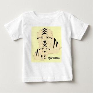 tiger kisses baby T-Shirt