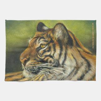 """Tiger Kitchen Towel 16"""" x 24"""""""