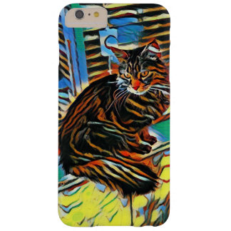 Tiger Kitty Barely There iPhone 6 Plus Case
