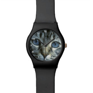 Tiger Kitty Cat Face May28th Watch