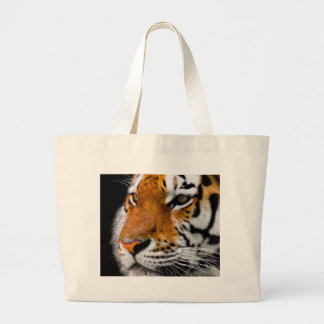 Tiger Large Tote Bag