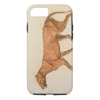 Tiger, Lateral View, Skin Removed, from 'A Compara iPhone 7 Case
