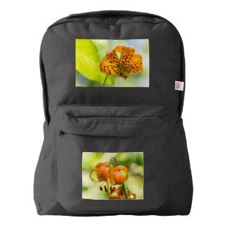 Tiger Lilies Backpack