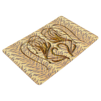 Tiger Lily Floor Mat