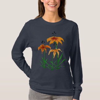 Tiger Lily Long Sleeve Shirt