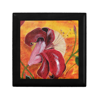 Tiger Lily Moon Gift Box