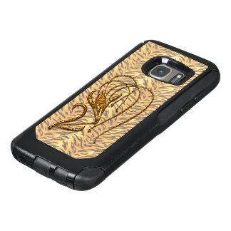 Tiger Lily OtterBox Samsung Galaxy S7 Case