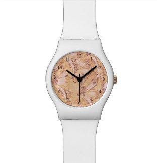 Tiger Lily Sketch Wristwatches