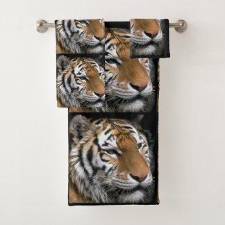 Tiger Lovers Bath Towel Set
