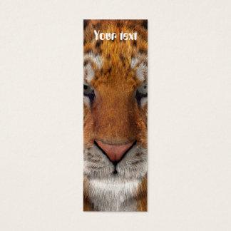 Tiger Mini Business Card