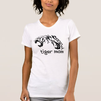 Tiger Mom Tae Kwon Do T-Shirt