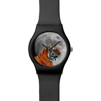Tiger Moon Wristwatch
