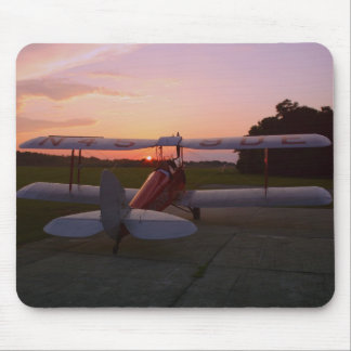 Tiger Moth Mouse Pad