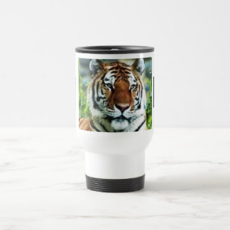 tiger mug! travel mug