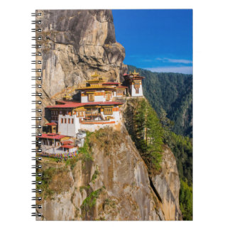 Tiger Nest Monastery Notebook