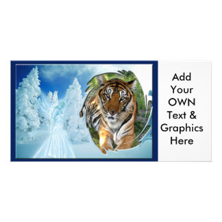 Tiger Nini-c-15 copy Photo Cards