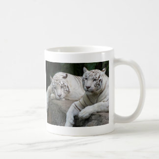 Tiger Pair Coffee Mug