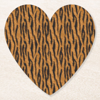Tiger Paper Coaster