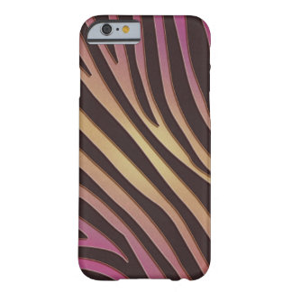 Tiger Pattern Barely There iPhone 6 Case